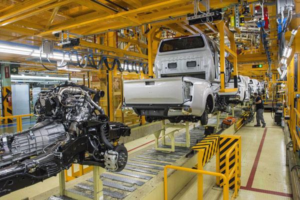La producció de la planta de Nissan a Barcelona es troba per sota del 20% de les seves possibilitats.